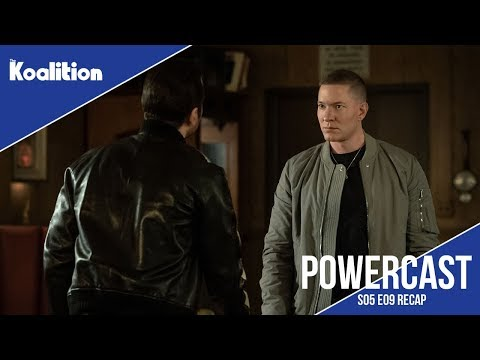 "Power Season 5 Episode 9 ""There's A Snitch Among Us"" Recap & Discussion - Powercast 30"