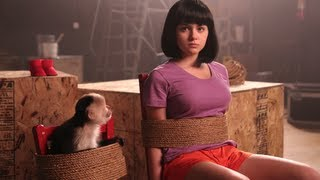 Nonton Dora The Explorer Movie Trailer  With Ariel Winter  Film Subtitle Indonesia Streaming Movie Download