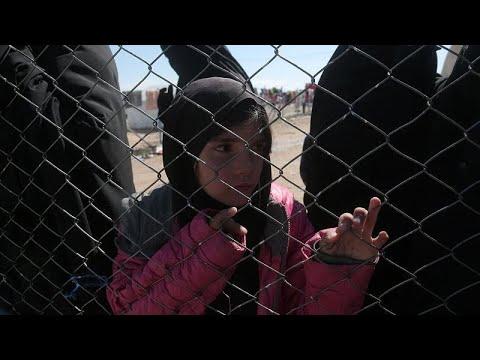 Συρία: Σφυροκόπημα στον τελευταίο θύλακα των τζιχαντιστών…