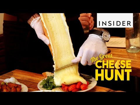 Raclette NYC | The Great Cheese Hunt Ep 1