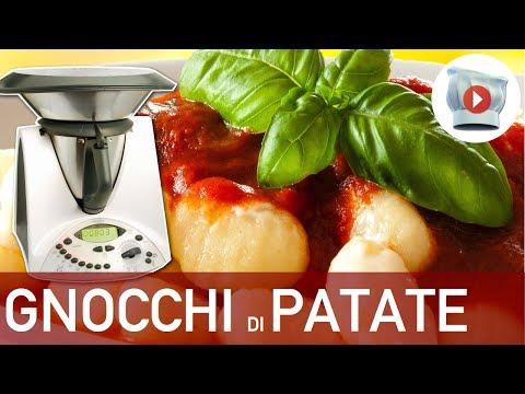 video ricetta: bimby - gnocchi di patate