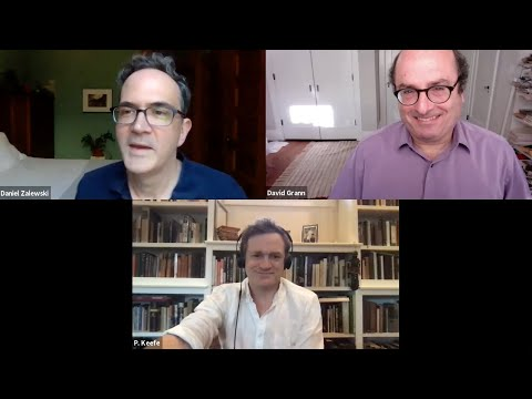 Two Writers Talking: True Crime with David Grann and Patrick Radden Keefe