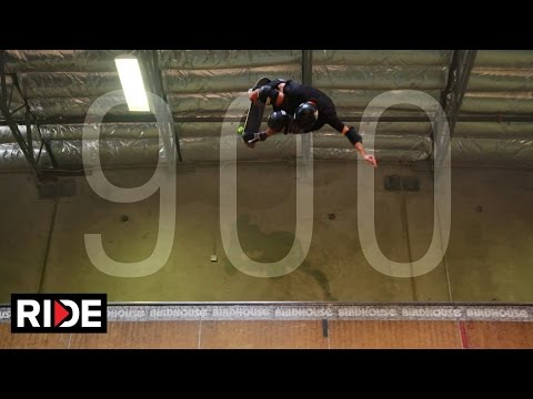 Tony Hawk Lands 900 At The Age of 48