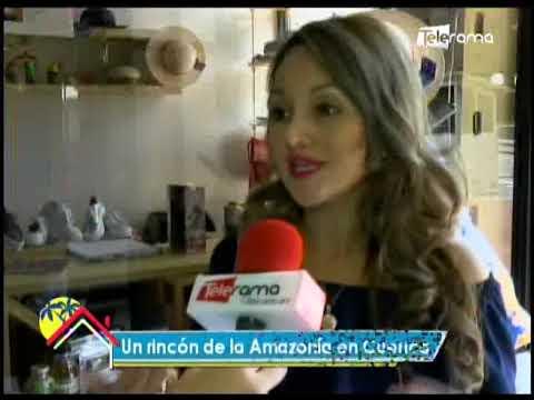 Un rincón de la amazonía en Cuenca
