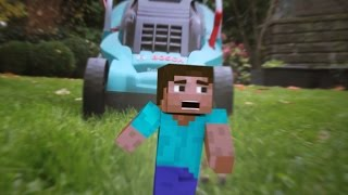 "Steve encounters a portal to another dimension. Watch his struggle to survive in this strange and hostile World.Please subscribe! Follow us on Twitter:http://twitter.com/#!/physshBecome a Faceook Fan:https://www.facebook.com/PhysicallyShakenThe super awesome minecraft font was made by ""Asherz08""!Programs used:- Cinema4D- Adobe Premiere Pro- Adobe After Effects"