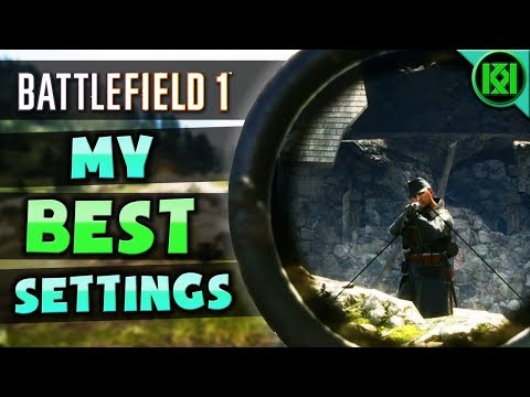 Battlefield 1: Best Settings and Sensitivity Options | BF1 PS4/Xbox One Controller Setup