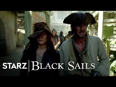 Black Sails 1.04 (Clip 'Other Ships')