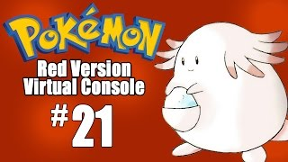 Pokemon Red Virtual Console - Episode 21: THE SAFARI ZONE by SkulShurtugalTCG
