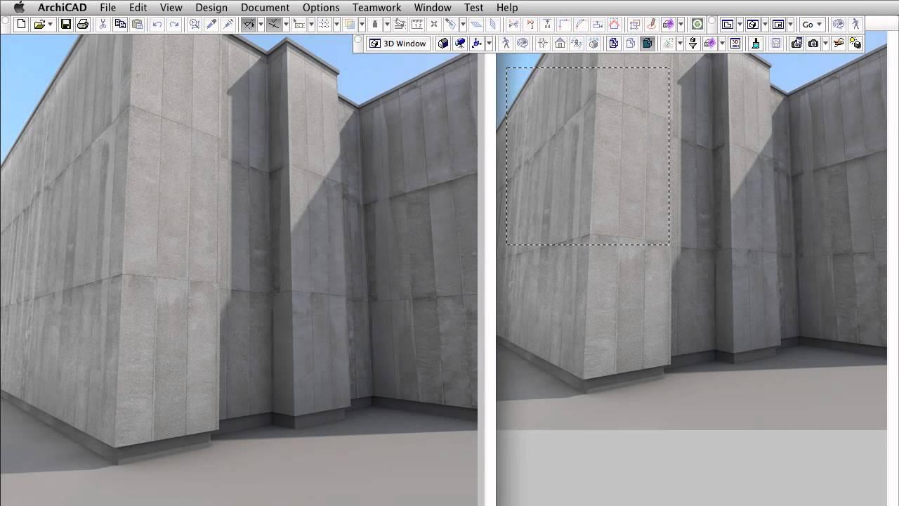 高品質なコンクリート材質の作成