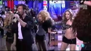 Hugo Castejón - Dance La Noche  Sálvame (Telecinco)