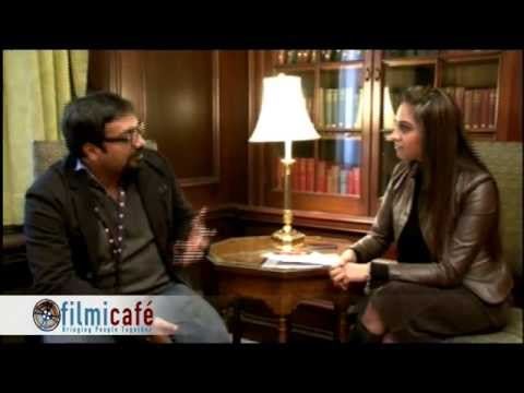 That Girl in Yellow Boots Q&A with Anurag Kashyap, Kalki Koechlin