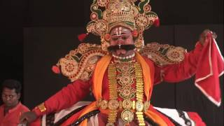 Koothu Performance of Krishna's Embassy