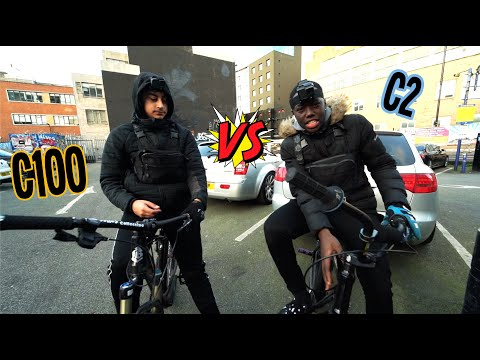 COLLECTIVE BIKES - C100 vs C2 (WHAT IS BETTER?)