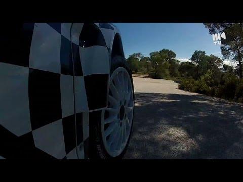 Kajetanowicz/Baran - asfaltowe testy przed Acropolis Rally
