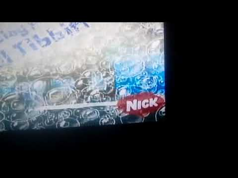 "Nickelodeon ""Speech Bubble"" Screen Bug August 2007"