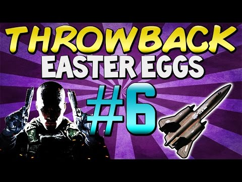 Call of Duty: ThrowBack Easter Eggs - #6