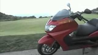 9. Review:  2008 Yamaha Majesty