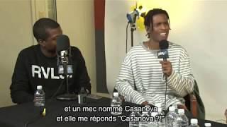 A$AP Rocky raconte son séjour en prison