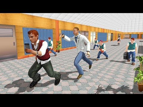 American Gangster in High School Android Gameplay