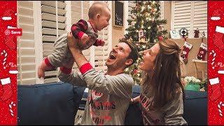 Baby Stocking Stuffers / Matching Family Pajamas!