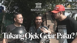 Video Kenyataan Pahit Tukang Ojek Gelar Paku? MP3, 3GP, MP4, WEBM, AVI, FLV November 2018