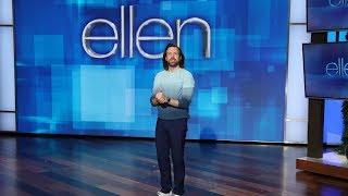 Ellen Superfan Jason Sudeikis Takes Over the Show