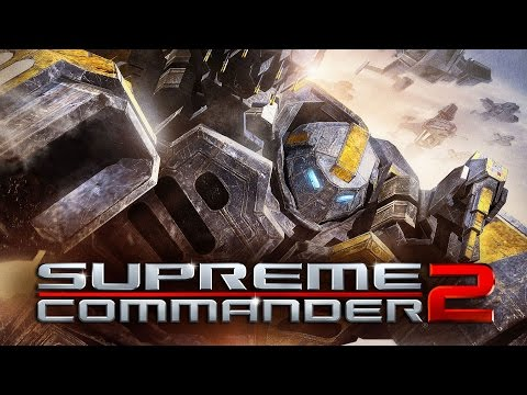 трейлер Supreme Commander 2