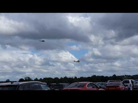 Short video of the Antonov AN 2...