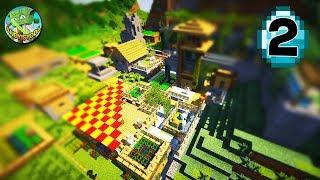 Transform a Minecraft Village into a Town E02