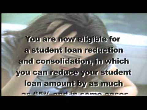 Your Student Loan payment Relief.