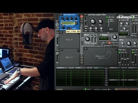 propellerhead - More info - http://bit.ly/ApbIoF In this new video, Dubspot instructor and course designer Chris Petti offers a preview into Dubspot's revamped Reason curric...