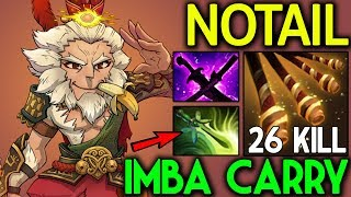 Video NOTAIL Dota 2 [Monkey King] Imba Carry - 26 Kills MP3, 3GP, MP4, WEBM, AVI, FLV Januari 2018