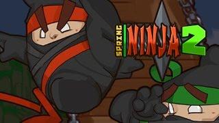 Spring Ninja 2 Level1-13 Walkthrough