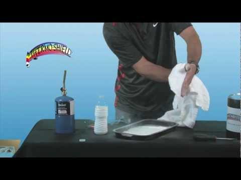 Thermo-Shield Alev Testi