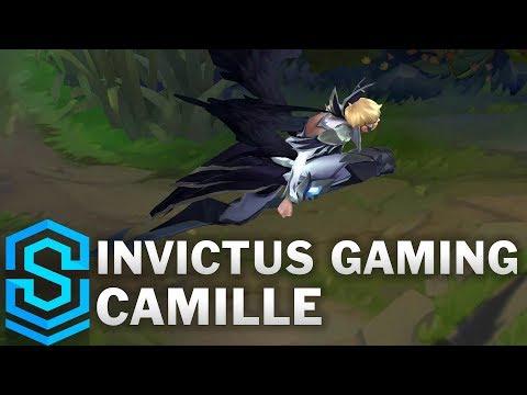Invictus Gaming Irelia
