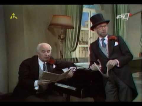Kabaret Starszych Panów - Drobne ogłoszenia