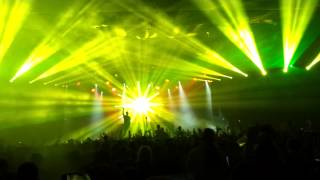 Sub Focus World of Drum and Bass @Arena Moscow 22.02.2014