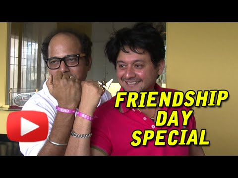 Video Friendship Day Special With Swapnil Joshi And Sanjay Jadhav download in MP3, 3GP, MP4, WEBM, AVI, FLV January 2017
