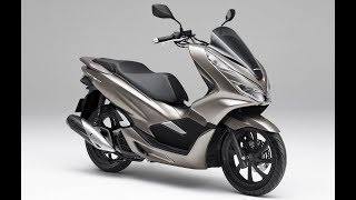 2. 2019 Honda PCX150 Announced | New engine, frame and optional ABS