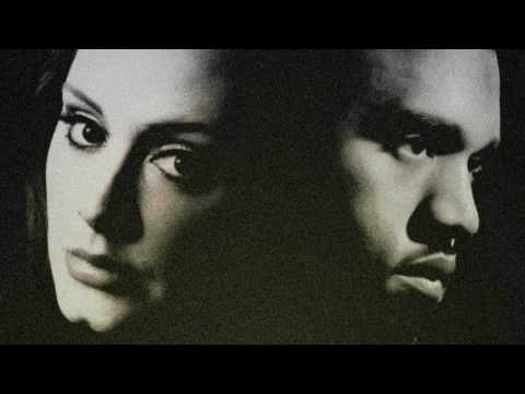 Kanye West ft. Adele – Melt My Heart To Stone [remix] [Wiz Khalifa Diss]