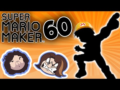 Super Mario Maker: Could It Be!?! - PART 60 - Game Grumps