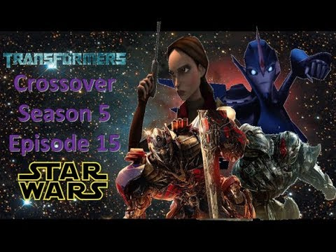 Transformers and Star Wars Crossover: Rise of the Rebellion (Season 5) (Episode 15) (Season Finale)