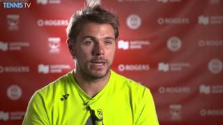 Wawrinka Calls Toronto QF One Of His Best Matches Of 2016
