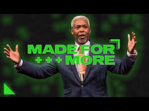 Made For More! | Bishop Dale C. Bronner | Word of Faith Family Worship Cathedral