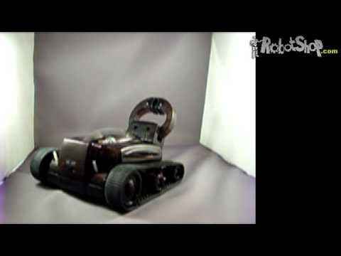 Robot Kit: Tracked OWI Remote Controlled Rhinoceros Tracked Robot with Gripper by RobotShop.com