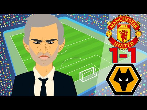 Manchester United vs Wolverhampton Wanderers 1-1 All Goals and Highlights -Premier League 22/09/2018