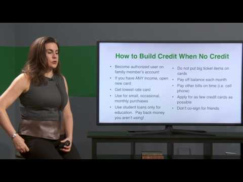 0 Personal Finance Basics: How to Raise Your Credit Score