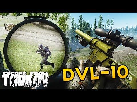 CRAZY Squad Wipe! FINDING DVL-10! - Escape From Tarkov