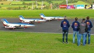 Video 3X HUGE RC F-104 STARFIGHTERS AIRSHOW FULL LENGTH FLIGHT TO MUSIC FLIGHTSHOW MP3, 3GP, MP4, WEBM, AVI, FLV Agustus 2018