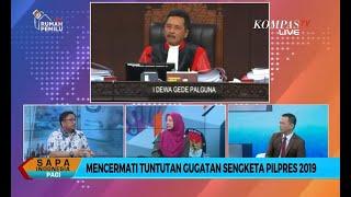 Video [DIALOG] Pengamat Nilai Gugatan Prabowo-Sandi Sulit Dibuktikan (Bag 2) MP3, 3GP, MP4, WEBM, AVI, FLV Juni 2019